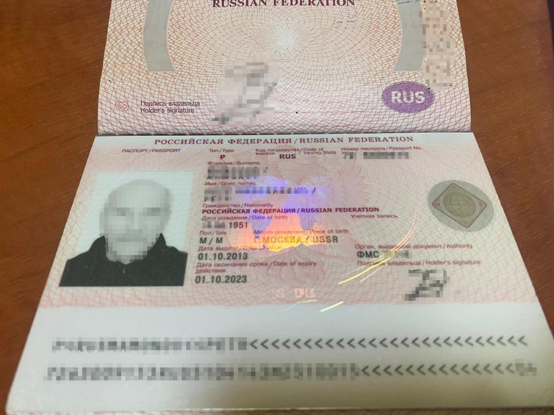 В Украине запретили въезд российскому музыканту Петру Мамонову