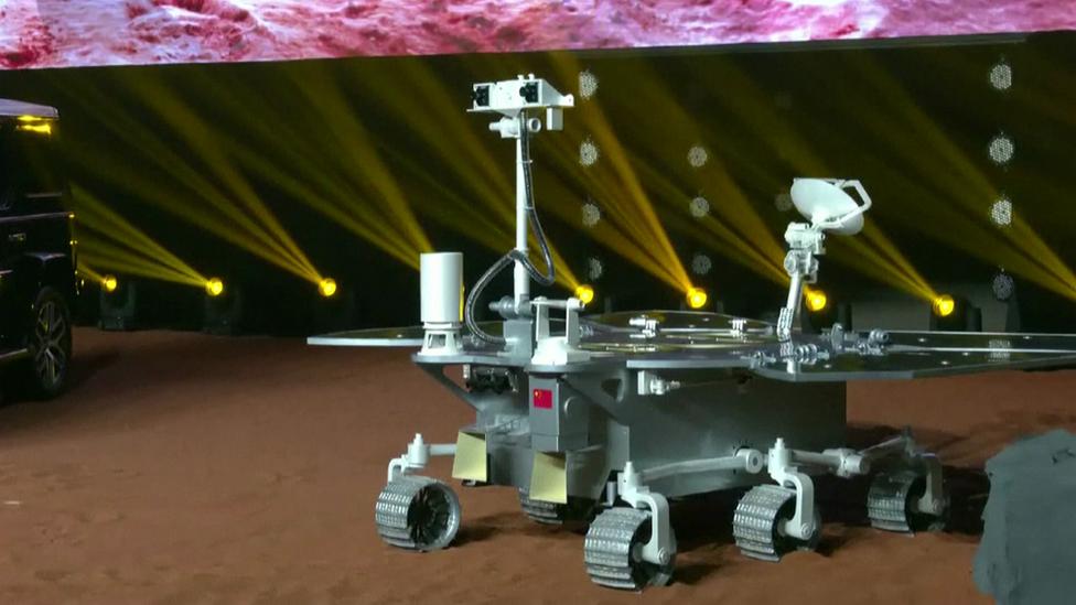 марсохід «Тяньвень-1»