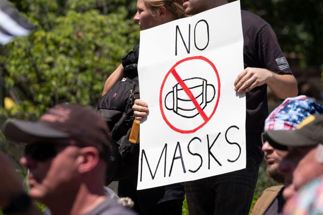 Численні протести проти абсолютно зрозумілих обмежень