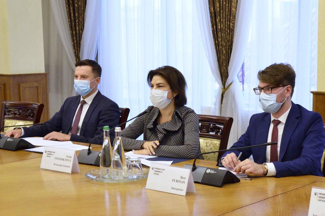 Україна має завершити атестацію прокурорів