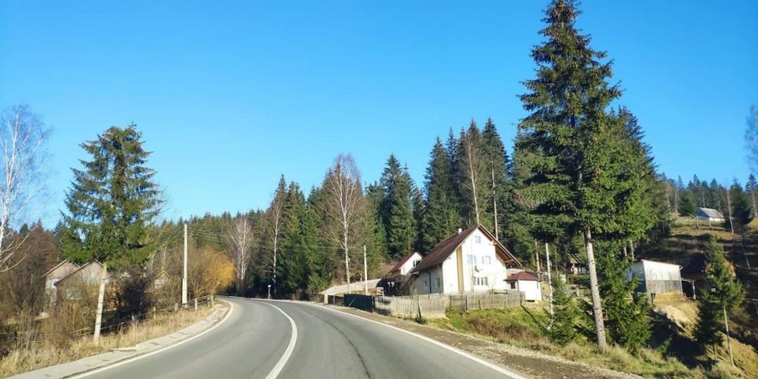 Туристы смогут доехать до горнолыжных курортов Закарпатья по идеальных трассах - автодор