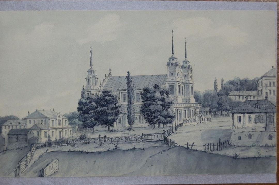 Кафедральний костел Святої Софії