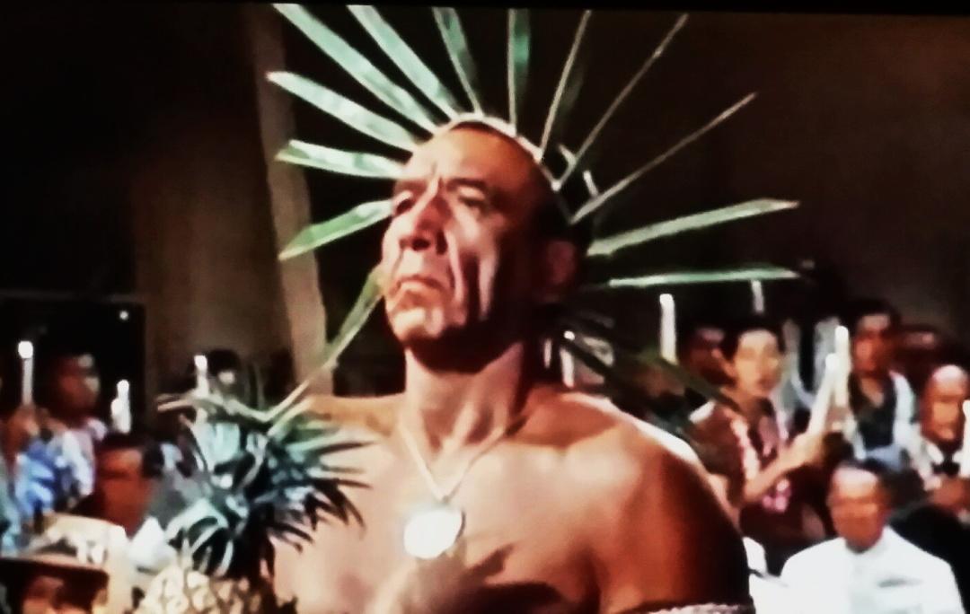 """кадр зі стрічки """"Риф Донована"""", 1963 р."""