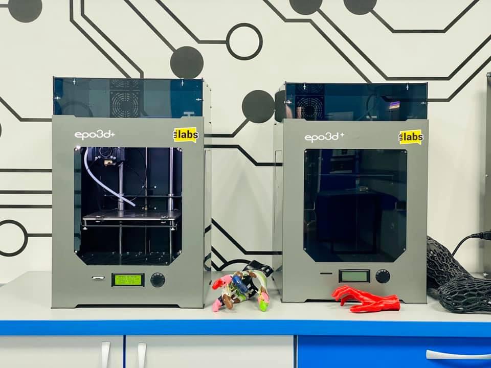 В Украине заработала первая лаборатория робототехники для строителей
