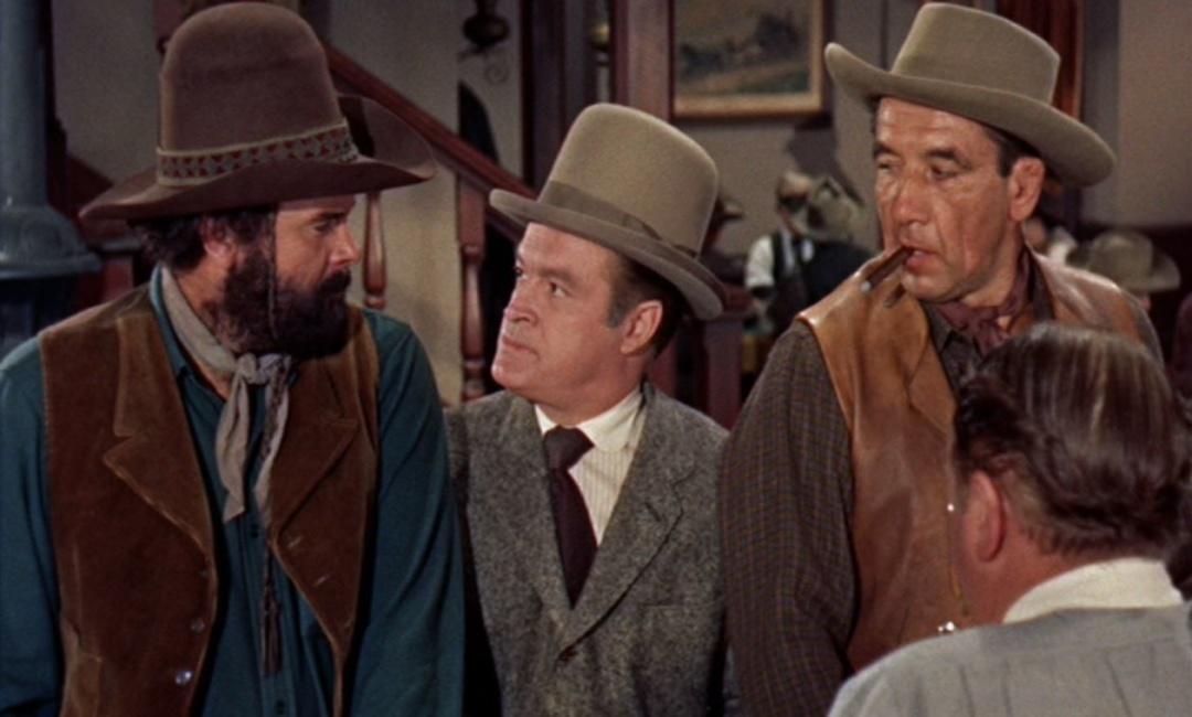 """кадр зі стрічки """"Псевдонім - Джессі Джеймс"""", 1959 р. 2"""