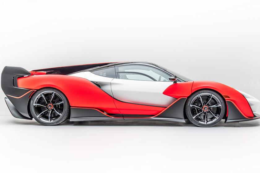 McLaren представил новый гиперкар - всего 15 экземпляров