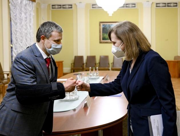 Киев предлагает Вашингтону разработать проект рамочного соглашения об оборонном сотрудничестве