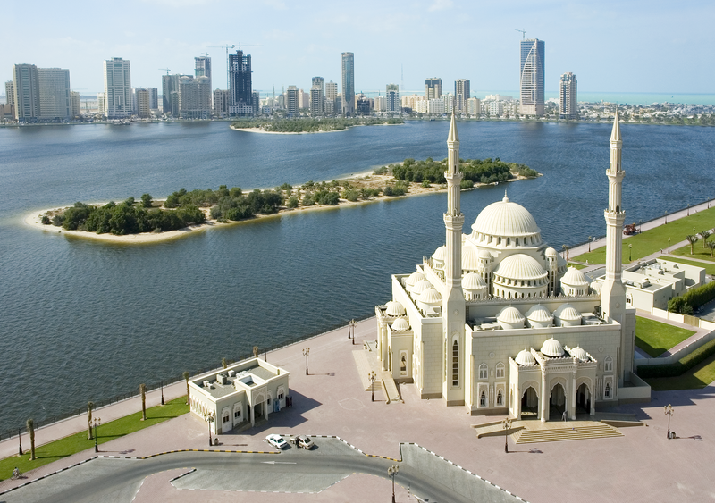 Аль Нур – одна з небагатьох мечетей в ОАЕ, куди пускають туристів