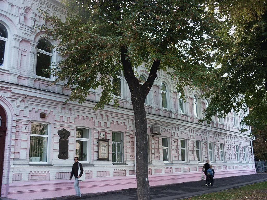 Єврейська гімназія, збудована Владиславом Городецьким, Черкаси