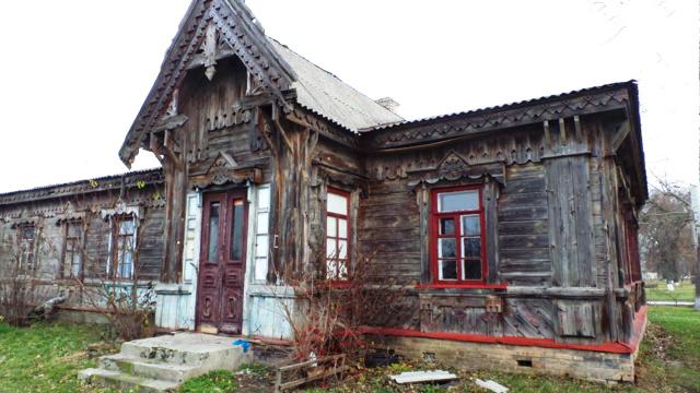 земська лікарня у селі Мошні на Черкащині 1