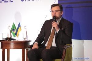 МЗС планує вивести стратегічне партнерство зі США на новий рівень – Кулеба