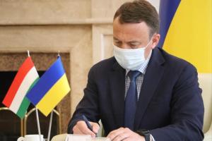 Председатель Закарпатской ОГА заявил о непричастности к обыскам в венгерском фонде