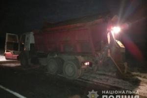 На Львівщині під колесами снігоприбиральної машини загинув чоловік