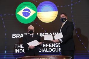 Україна та Бразилія домовились про співпрацю в оборонно-промисловій галузі