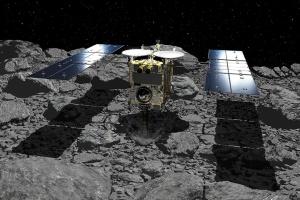 Китайський космічний апарат успішно збирає зразки місячного ґрунту