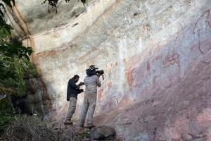 У джунглях Амазонії знайшли тисячі доісторичних малюнків
