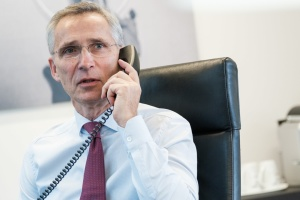 NATO should increase assistance in training Ukrainian Armed Forces – Stoltenberg