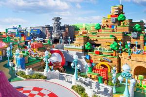 В Японії відкриється тематичний парк за мотивами Super Mario