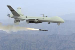 Американський ударний дрон спробує «здолати» українську ППО