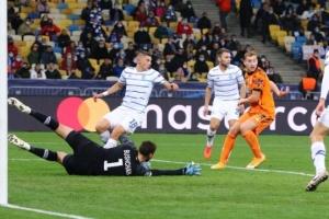 Сьогодні «Динамо» зустрічається з «Ювентусом» у матчі Ліги чемпіонів УЄФА