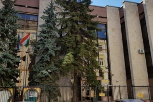 Hungarian embassy says Zakarpattia deputies first sang Ukraine's anthem at inauguration