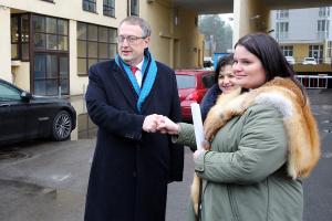 Заместитель Авакова встретился с обманутыми инвесторами двух столичных ЖК