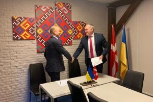 В Данії відкривається ще одне почесне консульство України