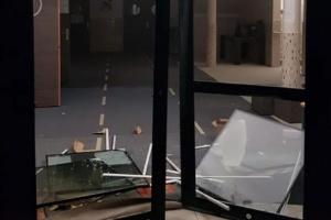 Неизвестные вандалы осквернили мечеть под Парижем