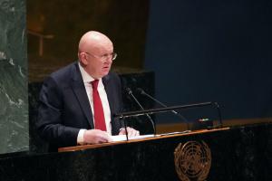 Представитель РФ в ООН признал войну на Донбассе конфликтом России и Украины