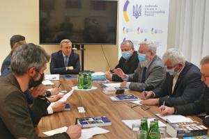 Голова УІНП і українська громада в Польщі обговорили можливості співпраці