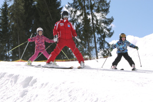 Лыжный сезон на Закарпатье стартовал в Поляне