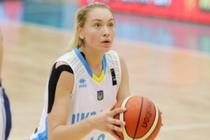 Українська баскетболістка може стати MVP місяця чемпіонату Швейцарії