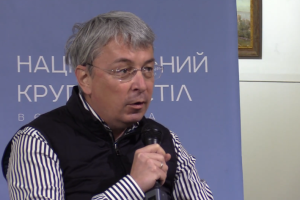 «Територія свободи»: Ткаченко вважає, що держава не повинна впливати на мистецтво
