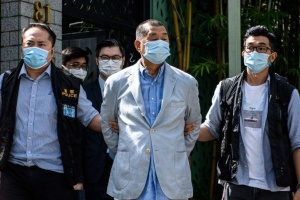 Медиамагната из Гонконга снова арестовали