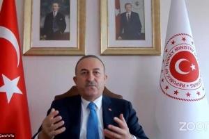 Глава МЗС Туреччини на зустрічі в ОБСЄ заявив про порушення прав людини в Криму