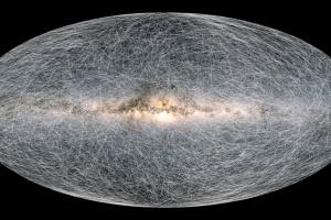 Астрономы создали карту Млечного пути в 3D