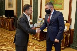 Президент назначил председателя Хмельницкой ОГА
