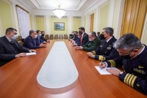 Украина и Бразилия определили перспективные проекты в военной и аэрокосмической отраслях