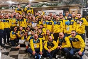 Украина выиграла 20 медалей на юниорском ЧЕ по боксу