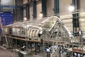 Во Франции начали строительство катеров для украинских пограничников
