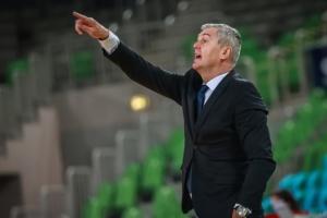Главный тренер сборной Украины по баскетболу заболел коронавирус