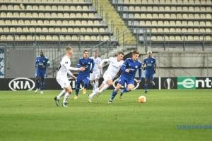 Zaria pokonała Leicester w meczu Ligi Europy UEFA