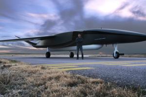 У США представили найбільший у світі дрон