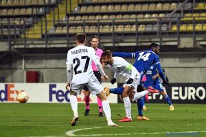 Sorja Luhansk bezwingt Leicester, scheidet aber aus Europa League aus