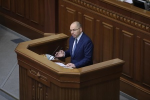 Степанов у Раді звітуватиме щодо COVID-вакцинації