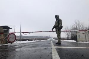 Оккупанты блокируют пять КПВВ на Донбассе