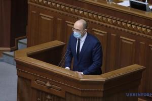 Ukraine erwartet erste Charge von Sinovac-Impfstoff in drei bis vier Wochen - Ministerpräsident Schmyhal