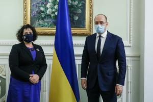 Шмигаль запросив делегацію британського бізнесу в Україну