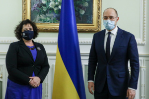 Shmyhal invites British business delegation to Ukraine