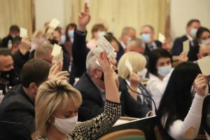 Львівська облрада просить Президента і Кабмін про виплату боргу шахтарям